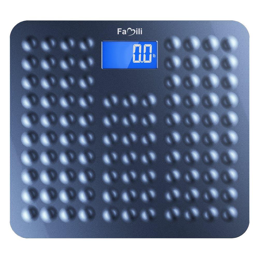 Amazon scale bathroom - Famili 271b Digital Body Weight Bathroom Scale With