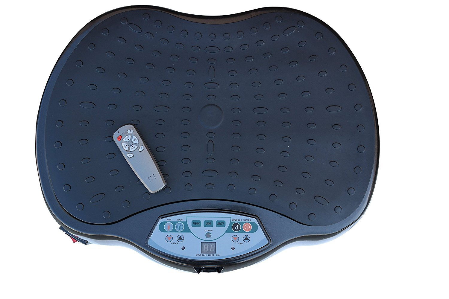 2010 Crazy Fit Massager Full Body Vibration Exercise Machine by Luyuan Inc by Luyuan Inc (Image #2)