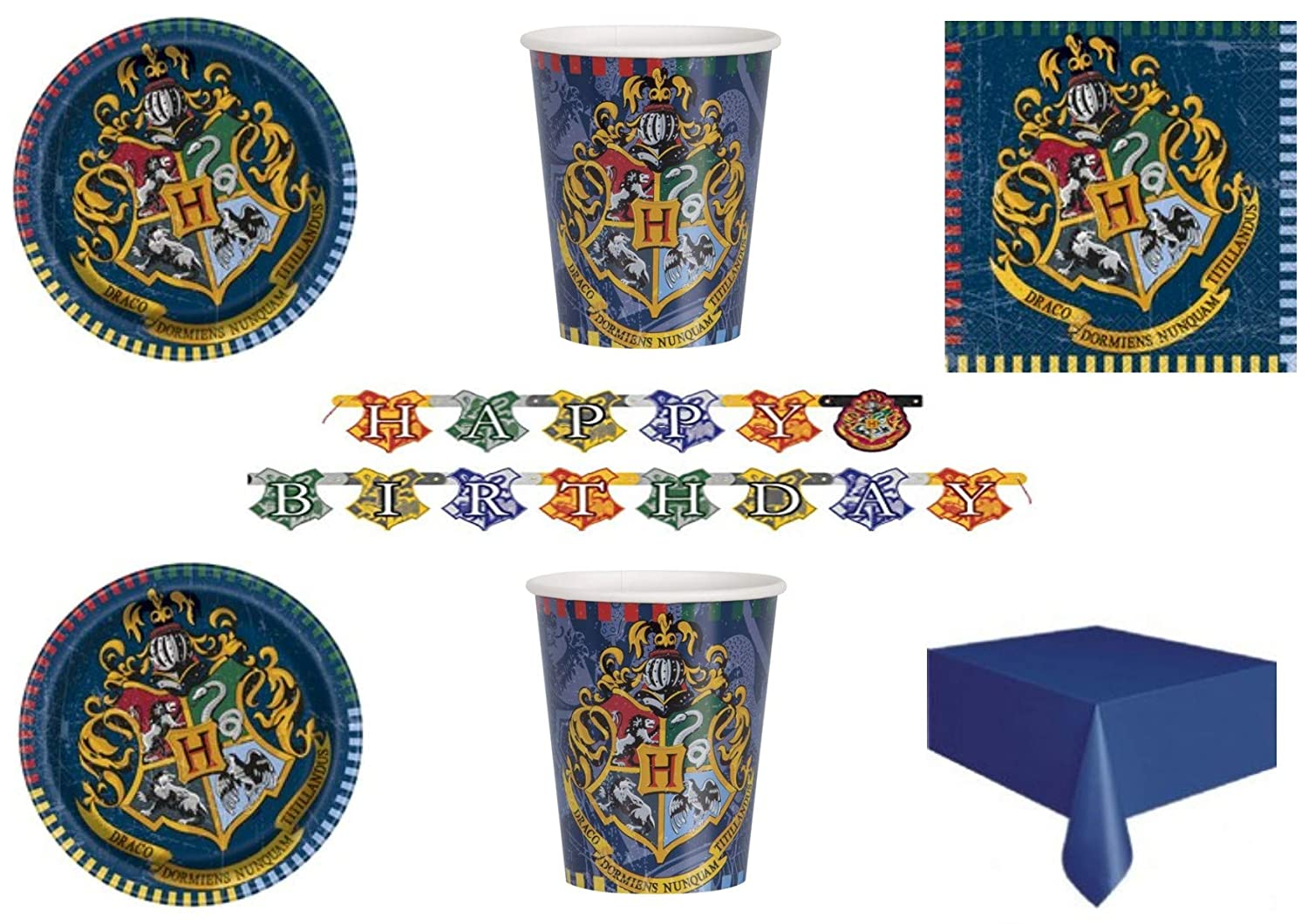 Party Store web by casa dolce casa Harry Potter - Juego de Mesa de ...