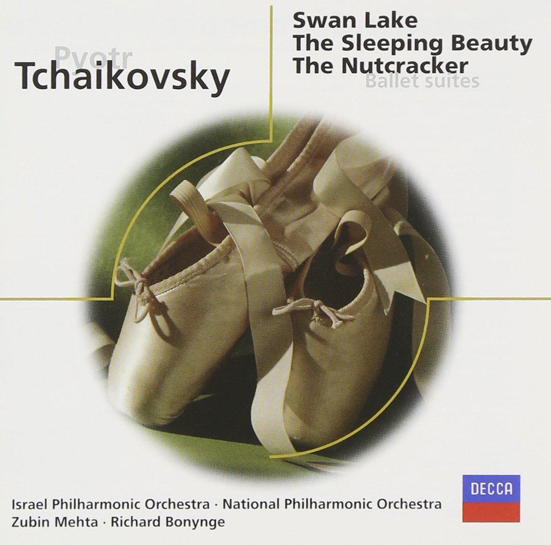 Tchaikovsky: Max 60% OFF Swan Lake Sleeping Free Shipping Cheap Bargain Gift Beauty Nutcracker Ballet The -