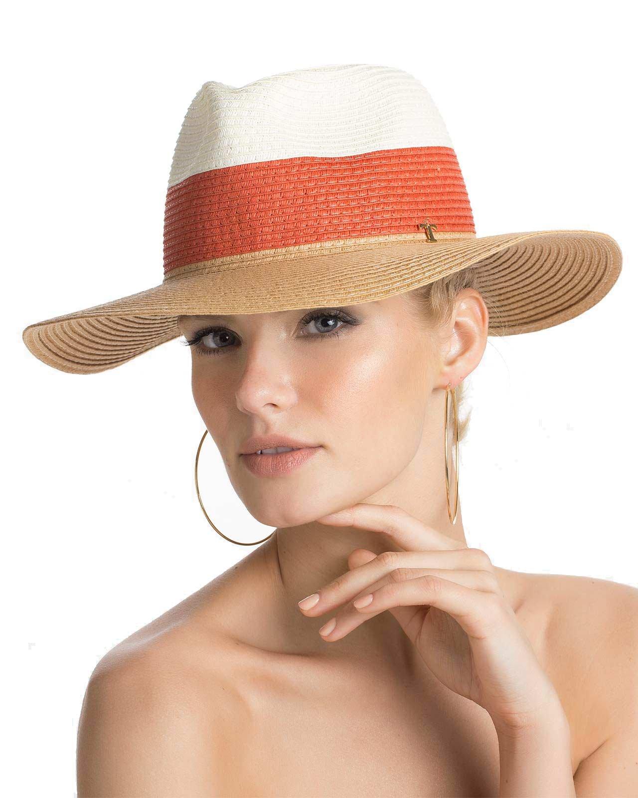 Touche TRI Color Summer Hat, M