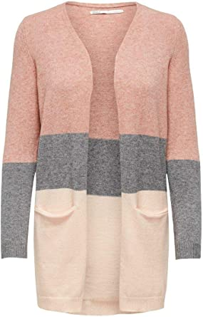 Comprar Only Onlqueen L/S Long Cardigan Knt Noos Chaqueta Punto para Mujer Talla L