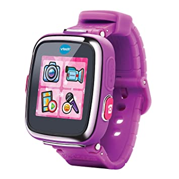 VTech- Reloj multifunción Kidizoom Smart Watch DX, Color Morado (3480-171657)