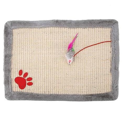 Almohadilla para rascar el Gato, Manta del sisal de la Alfombra del Amortiguador del sofá