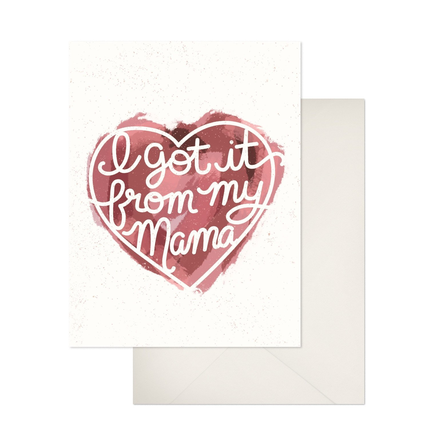 Mama's Day - Mother's Day, Hearts, Love