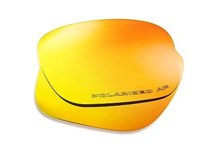 0f92dba4dea8 Amazon.com: Oakley Holbrook Replacement Lenses (Orange) - Polarized ...
