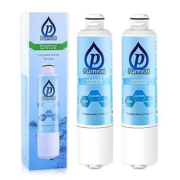 purneat DA29 – 00020B nevera filtro de agua, 300 litros capacidad, compatible con Samsung