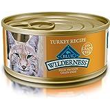 BLUE Wilderness Kitten Grain-Free Chicken Wet Cat Food 3-oz