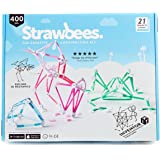 Strawbees Inventor Builder Kit - 150 Straws and 250 Connectors Set, Educational & Creative Building Toy, Tinkering & STEM Learning, Suitable for Children 5 Years & Up