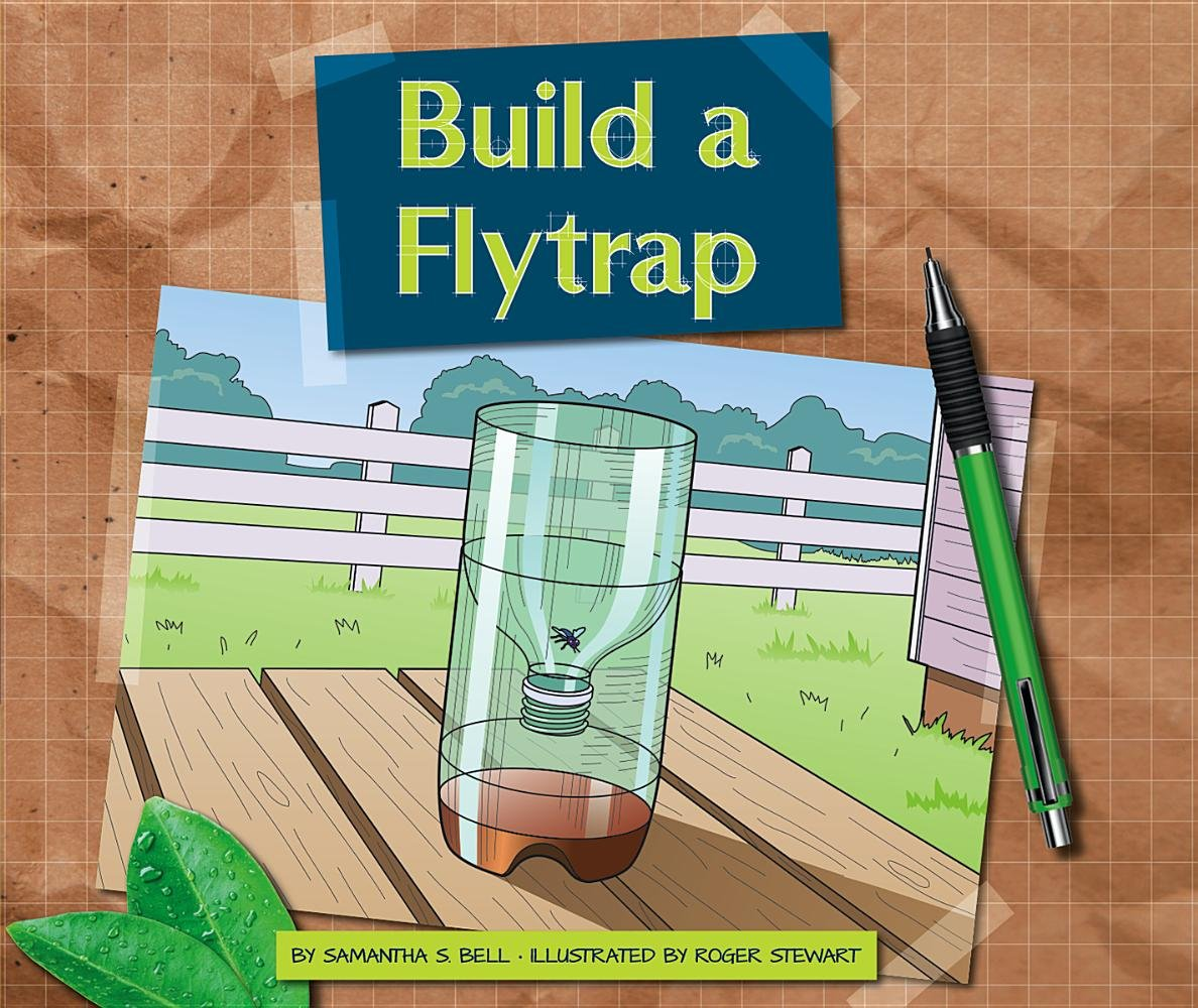 Download Build a Flytrap (Earth-Friendly Projects) pdf epub