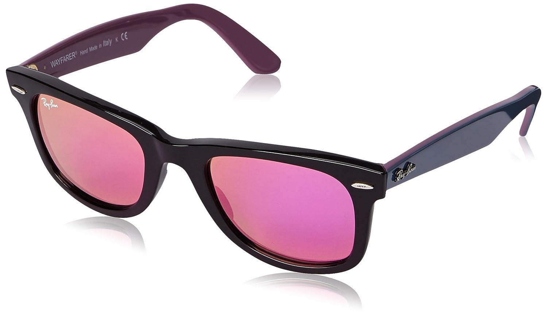 classic wayfarer 50mm polarized sunglasses  Amazon.com: Ray-Ban RB2140 Wayfarer (47mm Tortoise Frame, Solid ...