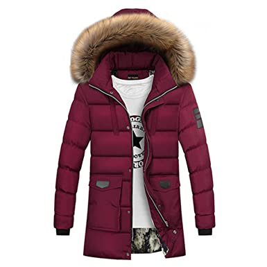 7e21d8122db Marck Sch Fashion Winter Jacket Men Coat Mens Winter Jackets Thick ...