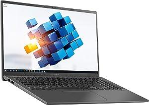 "ASUS VivoBook 15.6"" FHD Touchscreen Notebook - Intel Core i5-1035G1 1.0GHz - 8GB RAM 256GB PCIe SSD - Webcam - Windows 10 Home, Black"