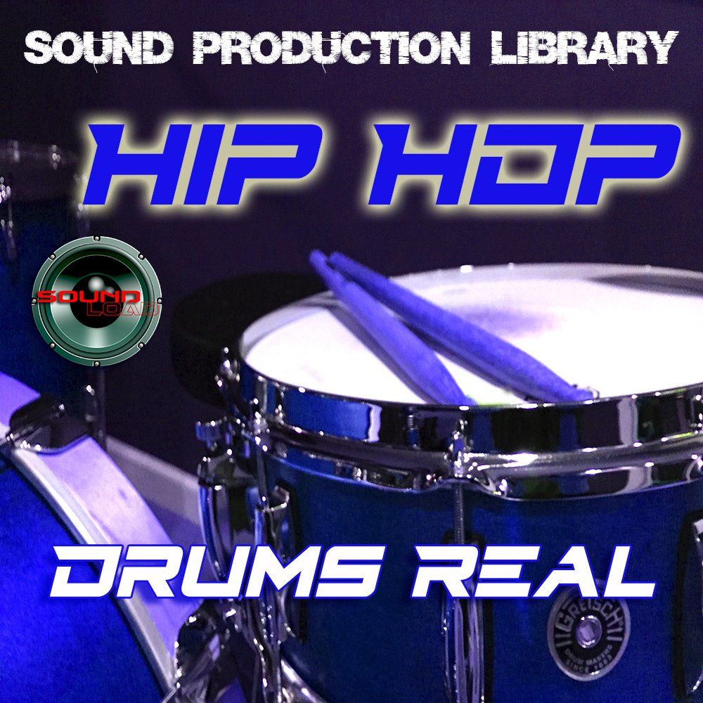 HAMBURG DRUMS Real - Unique Original 24bit Multi-Layer Samples/Loops Library on DVD or for download by SoundLoad (Image #2)
