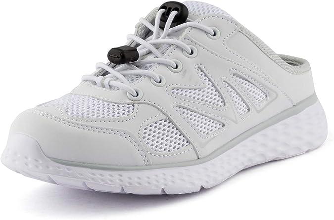 Fusskleidung Damen Herren Sabots Sneaker Sportschuhe Slip On OJgKU