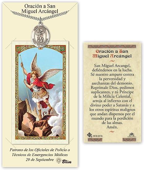 Saint Michael Prayer Cards St Michael Set of 10 Saint Michael Note Cards and Envelopes First communion Catholic gift Saint Michael Gift