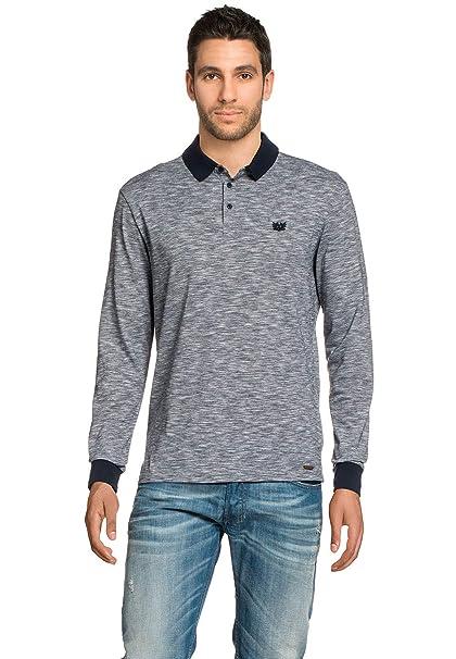 Bendorff Cazadora Creamallera MenŽs Polo Shirt Blue, tamaño:XXL ...
