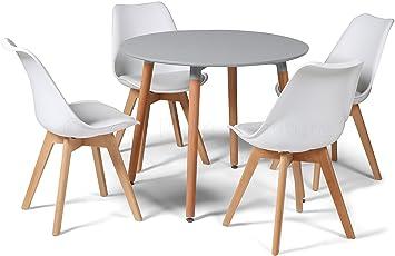 Eiffelturm Esstisch Set Toulouse Furniture Stil Tulip Your Price YIWeEHD29