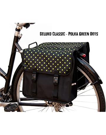 445a05887a7 Beluko Classic Double Panniers Bag Fashion Bicycle Cycle Bike Women s - Mens