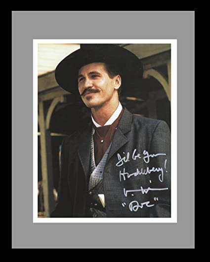 Amazoncom Doc Holliday Tombstone Framed Print 14 X 17 Posters