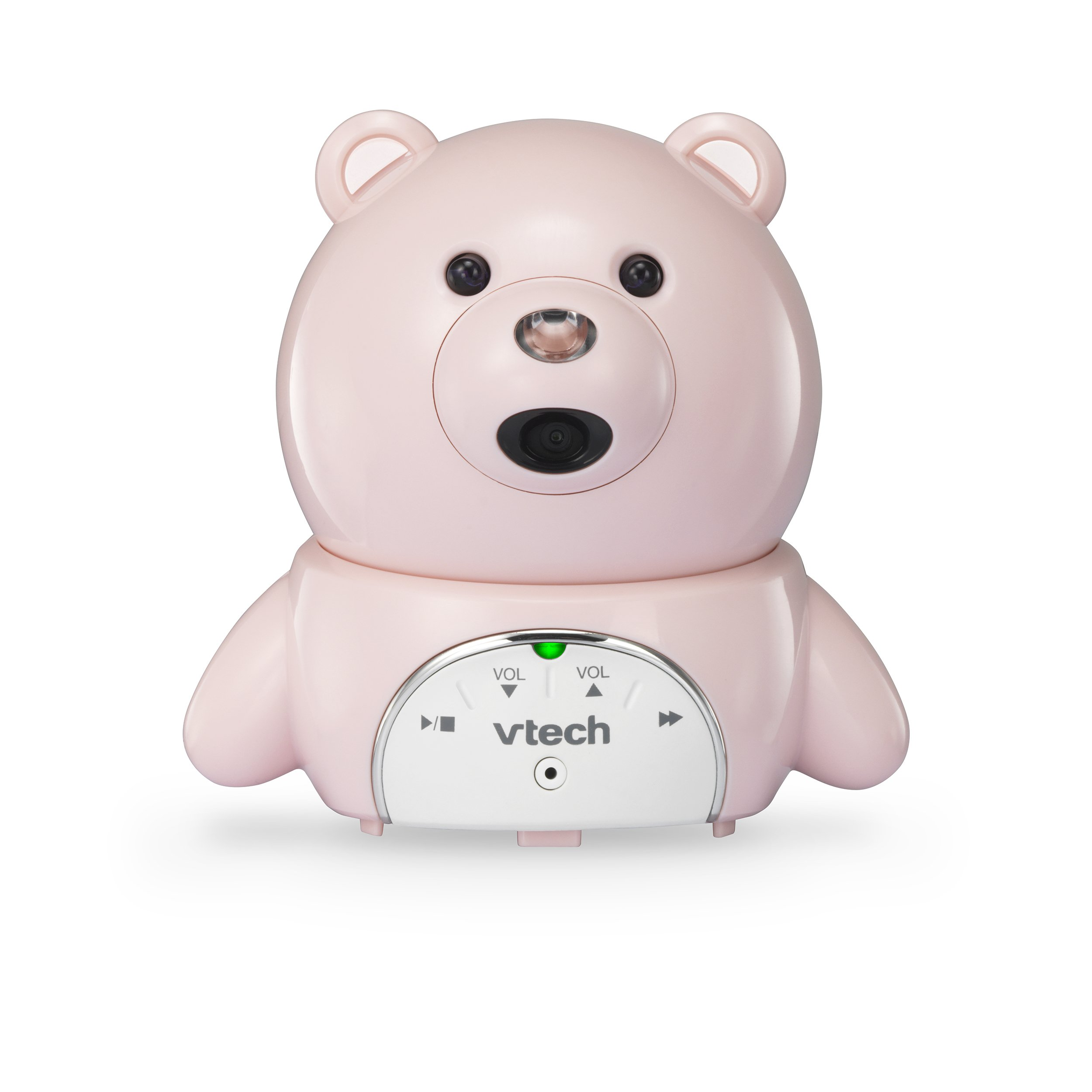 VTech VM306-19 Pink Bear Accessory Video Camera Only for Select VTech Series Baby Monitors