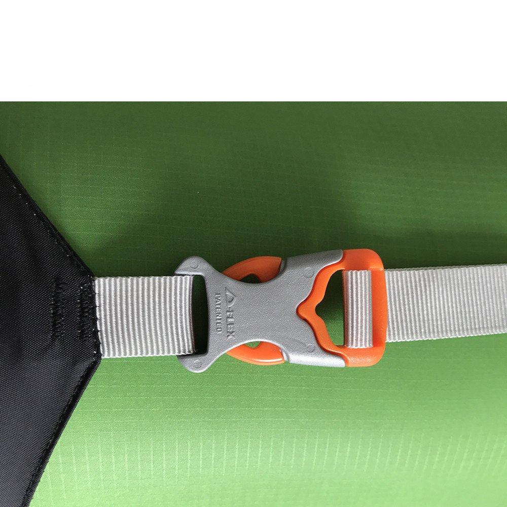 WIND HARD Compression Stuff Sack Waterproof Sleeping Bag Compression Stuff Sack Pack Storage Bags 5 Size (4.5L-14L) by WINDHARD (Image #5)