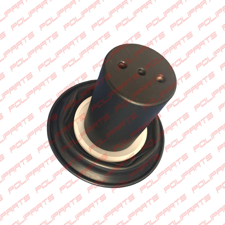 POLIPARTS Membrana Carburatore per YAMAHA VERSITY 300 VP XC 2003 2004 2005 D.27mm