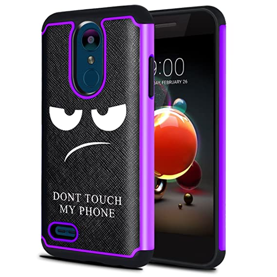 new style d4221 d76af LG Aristo 2 Case, LG Fortune 2 Case, LG Zone 4 Case, LG Tribute Dynasty  Case, OEAGO [Shockproof] Hybrid Dual Layer Defender Protective Case Cover -  ...