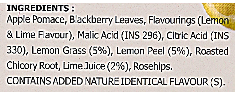 Typhoo Lemon And Lime Zest Fruit Infusion Tea-Caffeine Free , 25 Tea Bags by Typhoo (Image #2)