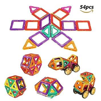Magnética Ladrillos, irady tamaño Noria construcción, inspirierende construcción Ladrillos, Juguete para el Aprendizaje. Pasa ...