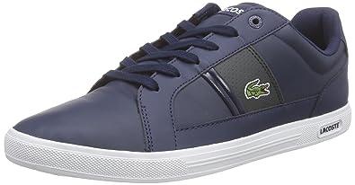 40f2ee4303 Lacoste Europa Lcr3, Sneakers basses homme, Bleu - Bleu, 42.5 ...