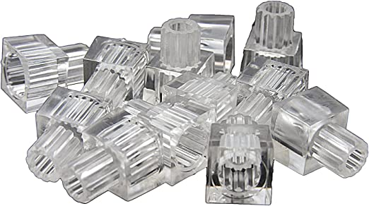 Simpatico 19301 Plastic Broach Adapter Fittings 2-Pack