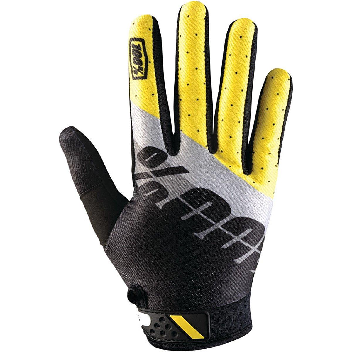 100% Ridefit Glove Max, L - Men's