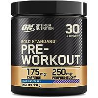 Optimum Nutrition Gold Standard Pre Workout en Polvo, Bebida Energética con Creatina Monohidratada, Beta Alanina…
