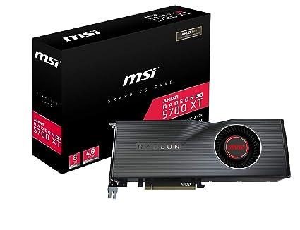 MSI Radeon 5700 XT 8G - Tarjeta gráfica (8 GB, GDDR6, 256 ...