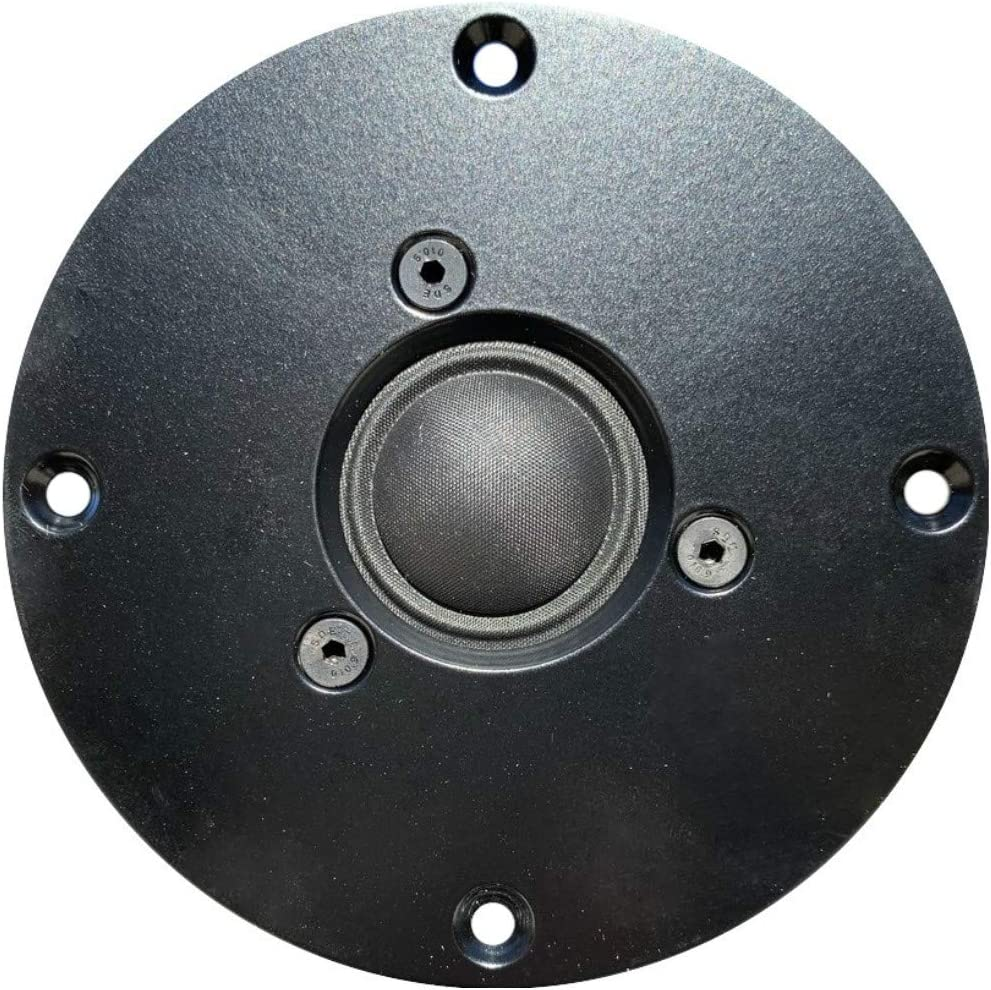 CIARE HT263 kalottenhocht/öner schwarzer kuppeltreiber 100 watt rms 200 watt max 11,00 cm 110 mm 4 impedanz 8 ohm empfindlichkeit 91 db 1 st/ück
