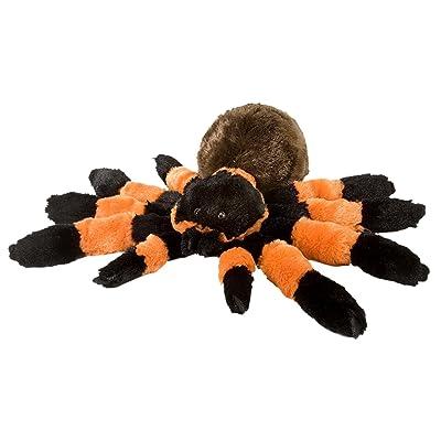 Wild Republic Tarantula Plush, Stuffed Animal, Plush Toy, Gifts for Kids, Cuddlekins 12 Inches: Toys & Games