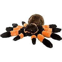 "Wild Republic Tarantula, Stuffed Animal, Plush Toy, Gifts for Kids, Cuddlekins, 12"", Cuddlekins/ (11505)"