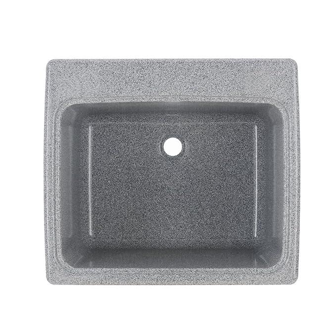 swan granite sink reviews