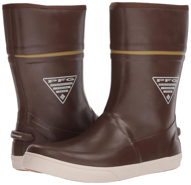 Columbia Mens Dorado Litup 10 PFG Rain Boot