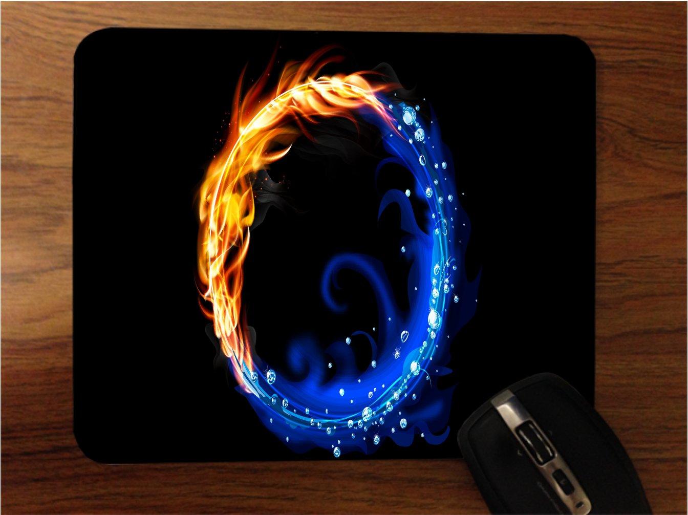 Magic Water Fire円イメージデスクトップOfficeシリコンマウスパッドby Magic B07FTRGLC6 Trendyアクセサリー B07FTRGLC6, カナヤチョウ:d16aee10 --- elmont.su