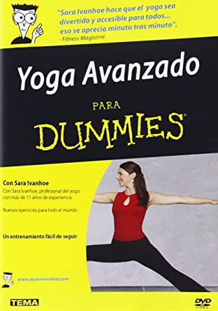 Yoga Avanzado Para Dummies [DVD]: Amazon.es: Cine y Series TV