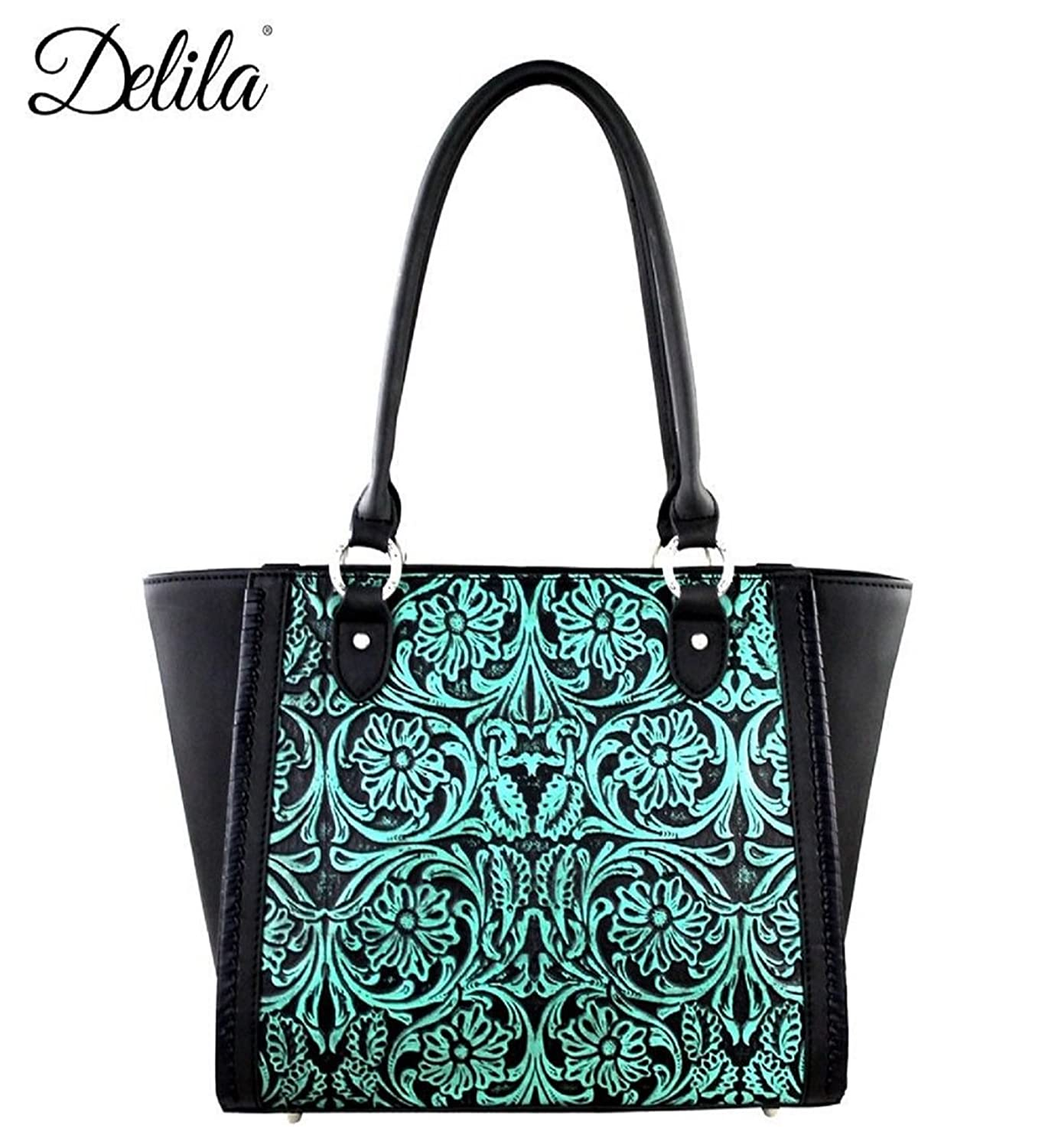 LEA-6017 Delila Leather Tooled Collection