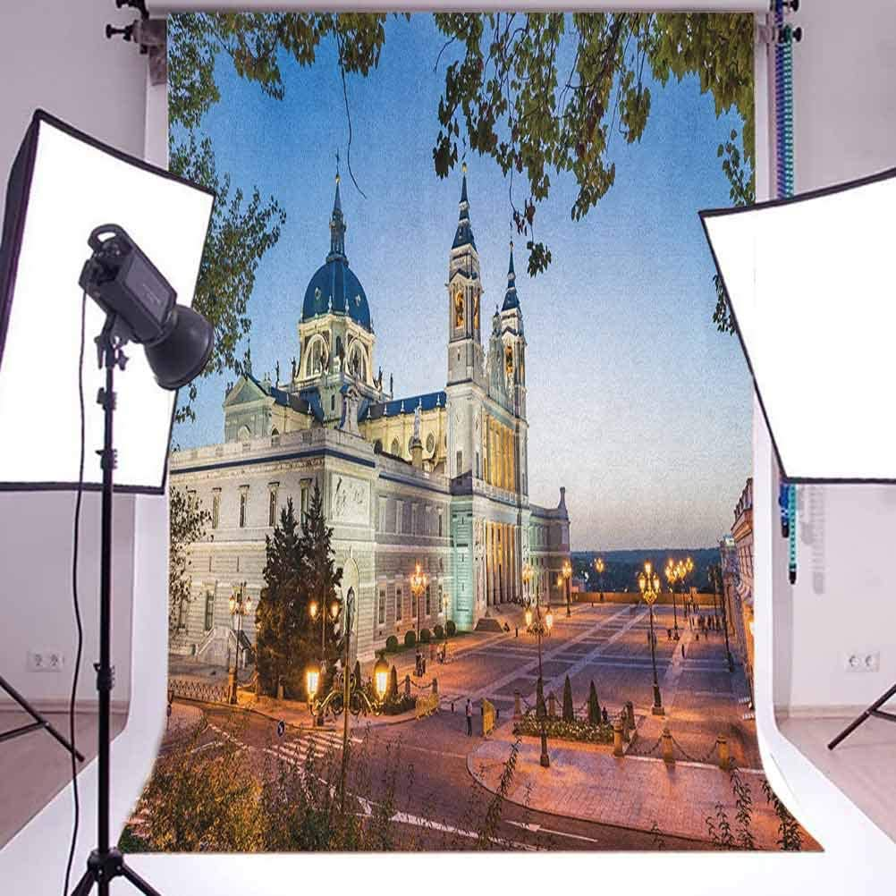 7x10 FT Vinyl Photography Background Backdrops,Colorful Life Natural Environment Deep Down in The Sea Scenery Exotic Holiday Picture Background for Selfie Birthday Party Pictures Photo Booth Shoot