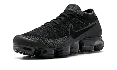 new style 8da62 a264b Nike Herren Air Vapormax Flyknit Traillaufschuhe, Schwarz  (Black/Anthracite/Dark Grey 007