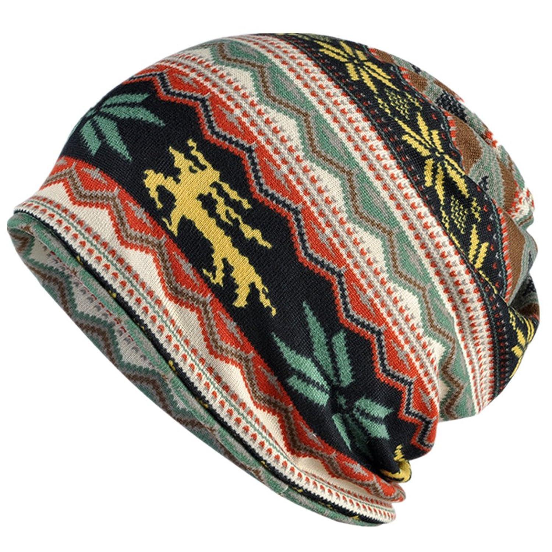 Bandanas Tube Scarf Muffler Face Mask Headbands Beanie Cycling Skull Hat
