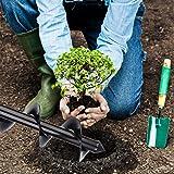 Auger Drill Bit Garden Plant Flower Bulb Auger
