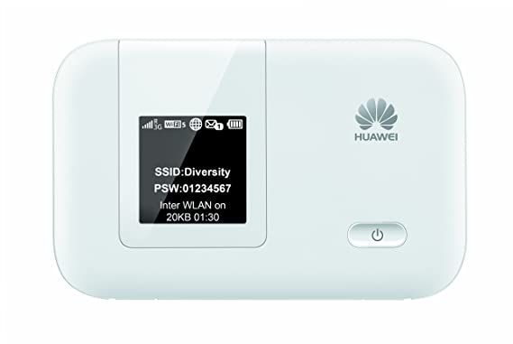 Router HUAWEI E5372s-32 150 Mbps 4G LTE & 42 Mbps 3G Mobile WiFi Hotspot  (3G Worldwide, 4G LTE in Europe, Asia, Middle East, Africa, Some South