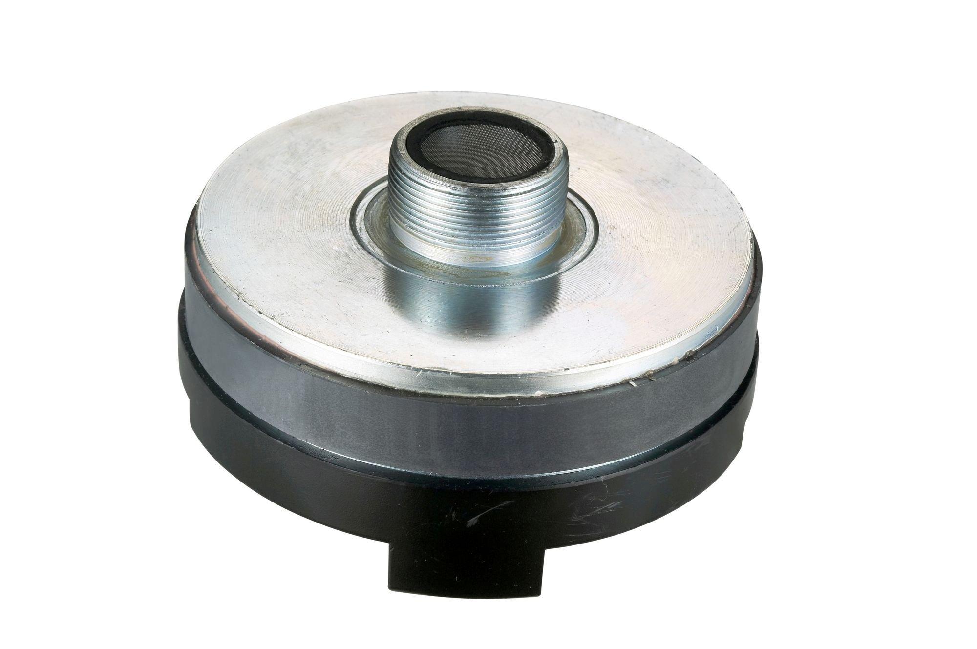Pair (2pcs) 1000 Watts Titanium Compression Driver 1.75'' Screw-On Horn Driver Tweeter