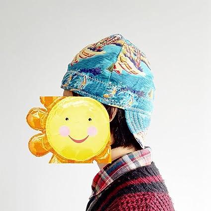 1Pieza algodón Reversible gorra de soldar Pad playa Coco dibujo estilo para todos los de seguridad